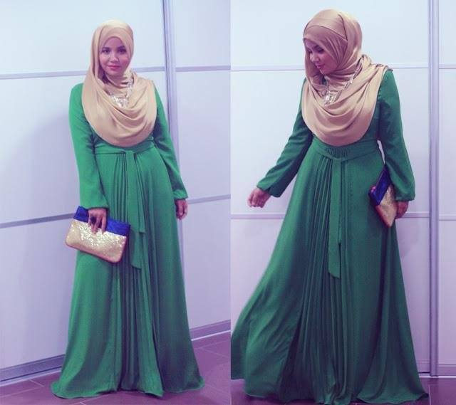 صور ملابس حوامل مودرن محجبات 2016  (24)
