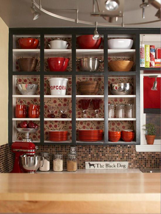 صور ارفف مطابخ اشكال وتصاميم رفوف المطبخ (10)