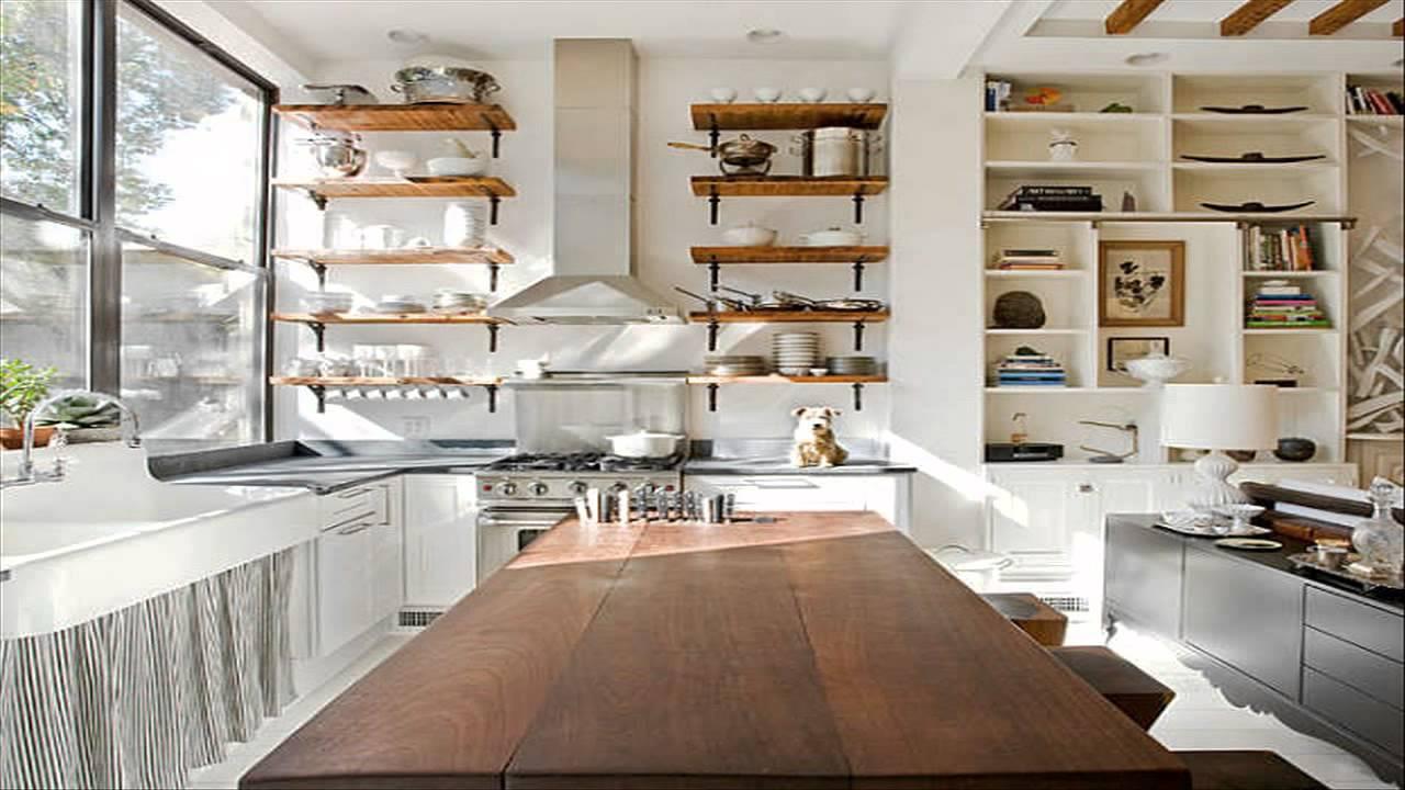 صور ارفف مطابخ اشكال وتصاميم رفوف المطبخ (13)