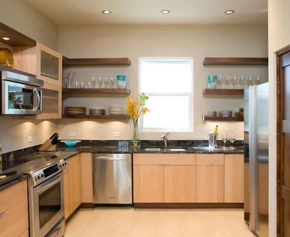 صور ارفف مطابخ اشكال وتصاميم رفوف المطبخ (16)