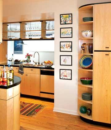 صور ارفف مطابخ اشكال وتصاميم رفوف المطبخ (20)