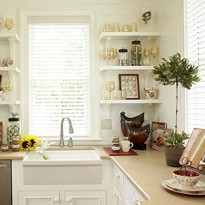 صور ارفف مطابخ اشكال وتصاميم رفوف المطبخ (28)