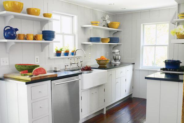 صور ارفف مطابخ اشكال وتصاميم رفوف المطبخ (3)