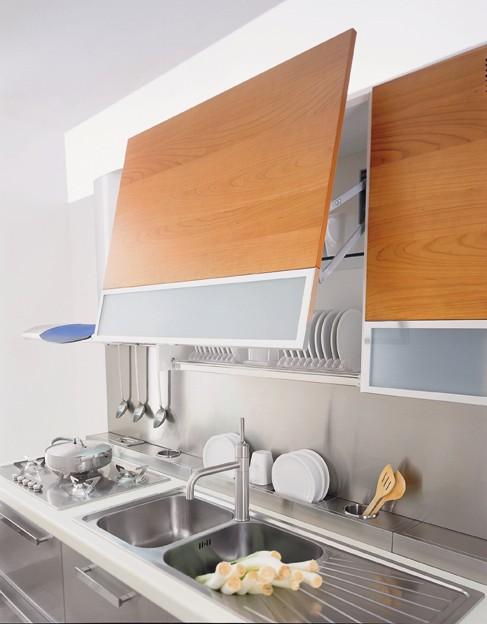 صور ارفف مطابخ اشكال وتصاميم رفوف المطبخ (4)