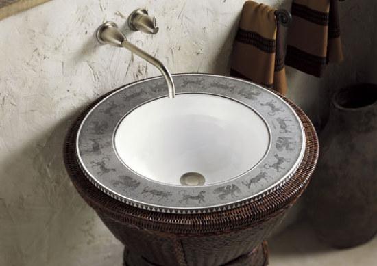 صور اشكال احواض حمامات مودرن 2016 (14)