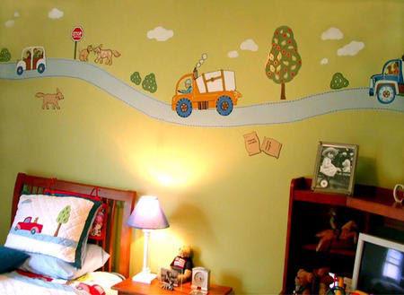 صور الوان غرف نوم اطفال مودرن 2016 (2)
