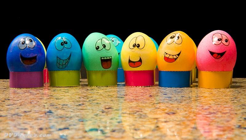 صور بيض ملون لشم النسيم طريقة تلوين البيض (5)