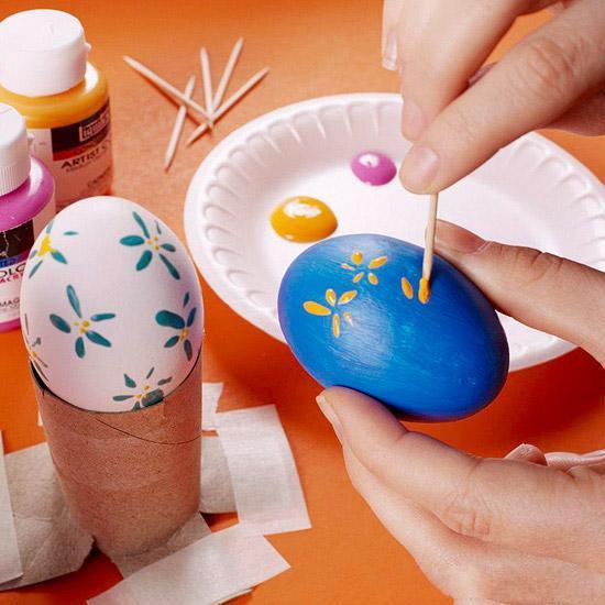 صور بيض ملون لشم النسيم طريقة تلوين البيض (9)
