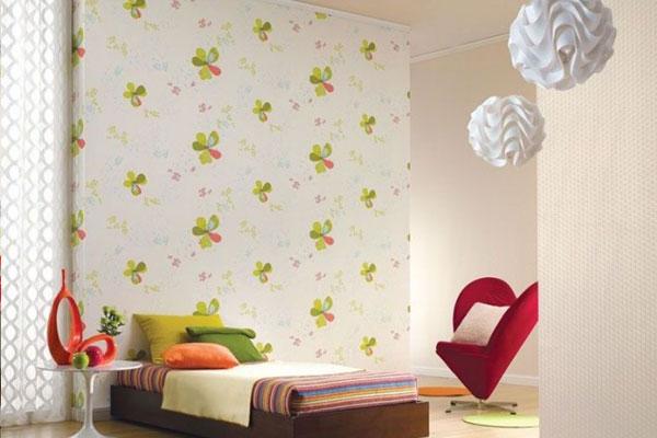 صور ديكورات غرف نوم اطفال 2016 بدهانات والوان مودرن (14)