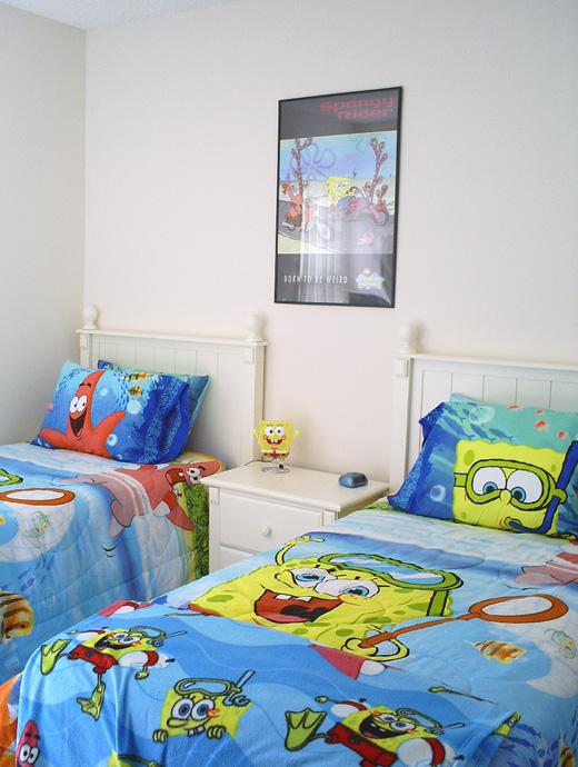صور ديكورات غرف نوم اطفال 2016 بدهانات والوان مودرن (6)