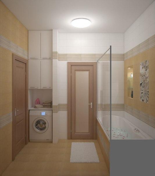 صور سيراميك حمامات للأرض والجدران مودرن 2016 (16)