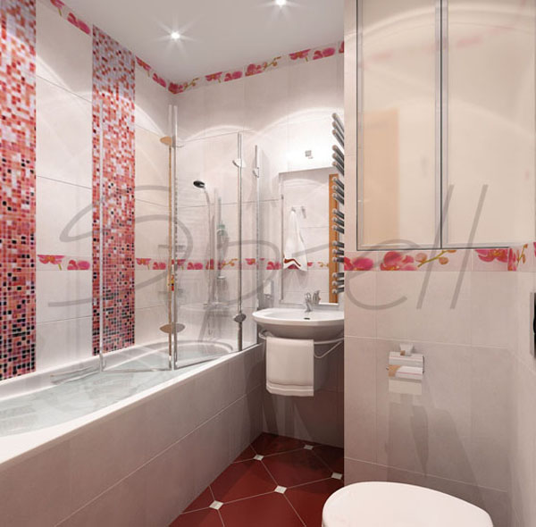 صور سيراميك حمامات للأرض والجدران مودرن 2016 سوبر كايرو
