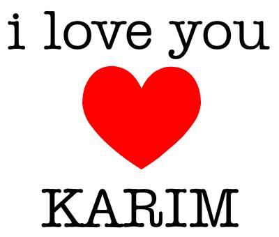 صور اسم كريم رمزيات مكتوبة Karim (15)