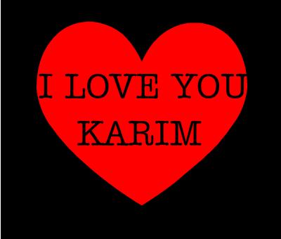 صور اسم كريم رمزيات مكتوبة Karim (19)