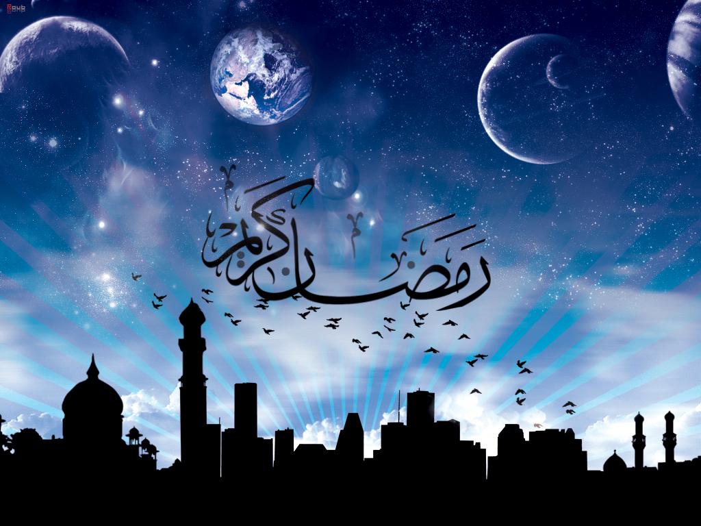 صور التهنئة بشهر رمضان الكريم 2016 خلفيات شهر رمضان (1)