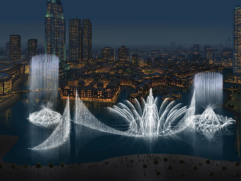 صور من دبي مناظر طبيعية خلابة في دبي (29)