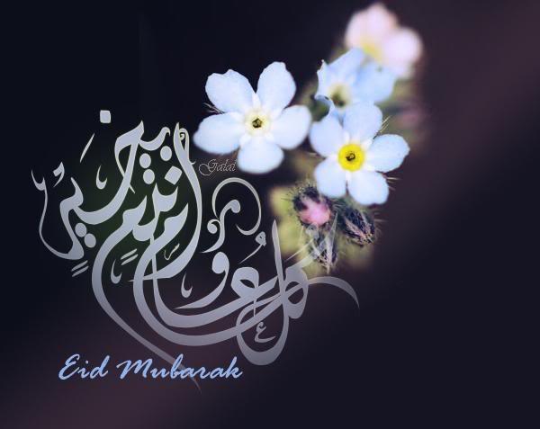 رمزيات وخلفيات وبطاقات معايدة عيد الفطر المبارك 2016 (25)
