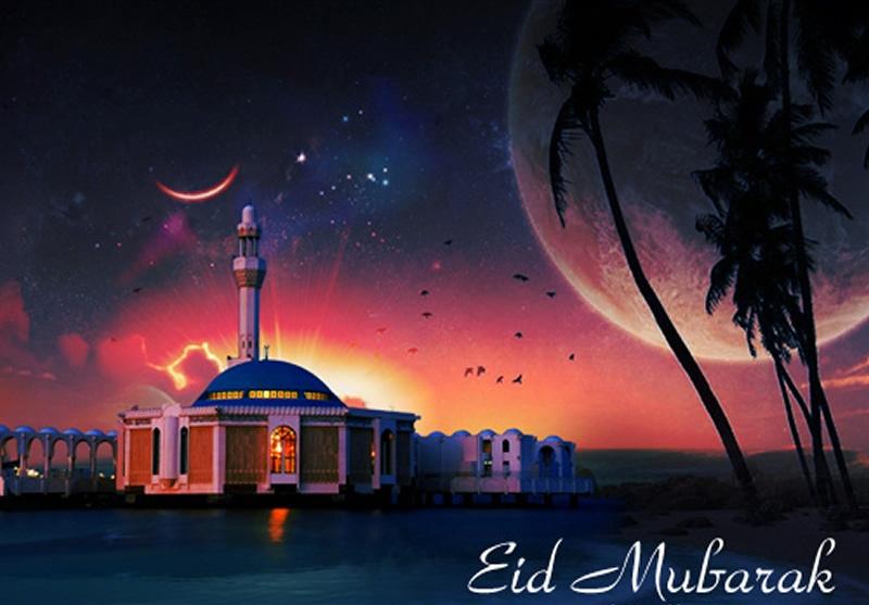 رمزيات وخلفيات وبطاقات معايدة عيد الفطر المبارك 2016 (26)