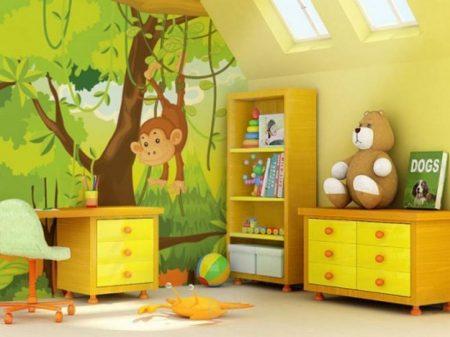 صور أوراق حائط لغرف الأطفال بجودة HD (11)