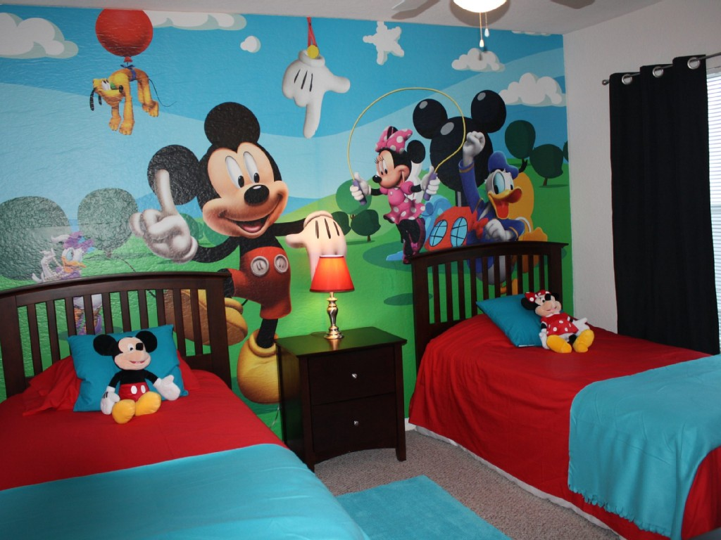 Big Boy Bedrooms Paint Ideas