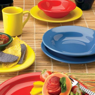 صور اطباق وصحون تقديم ملونة وسادة مودرن شيك (23)