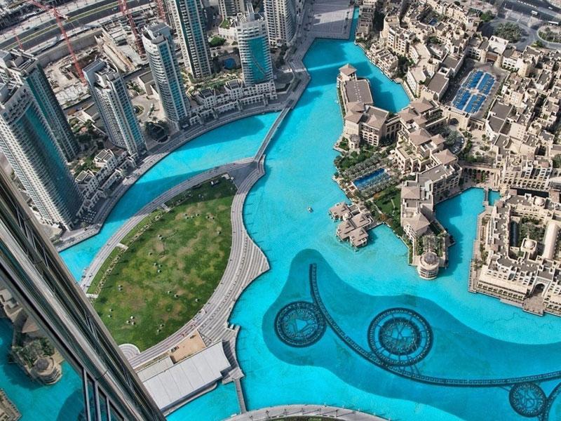 صور برج خليفة خلفيات ورمزيات عن برج خليفة بجودة HD (34)