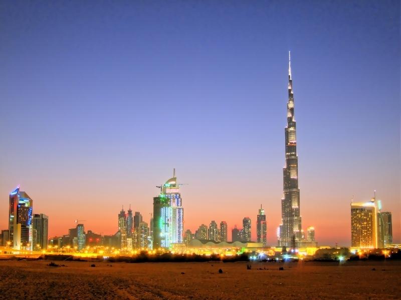 صور برج خليفة خلفيات ورمزيات عن برج خليفة بجودة HD (9)