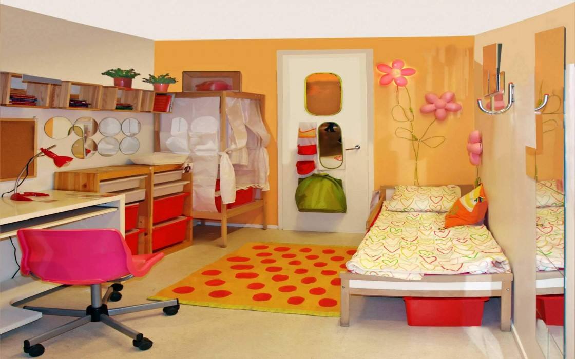 Playroom Decor Colorful