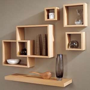 إستخدام الأخشاب في ديكور المنزل
