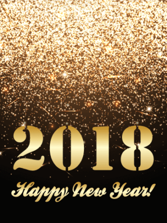 العام الجديد 2018