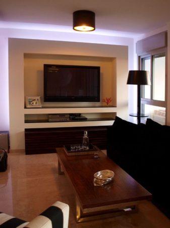 Modern Wall Unit Furniture