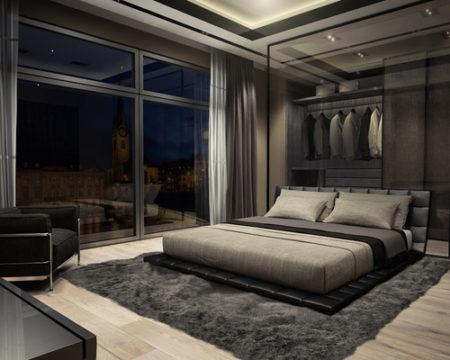 احدث تصميمات غرف نوم 2019 ديكورات غرف نوم عرسان سوبر كايرو