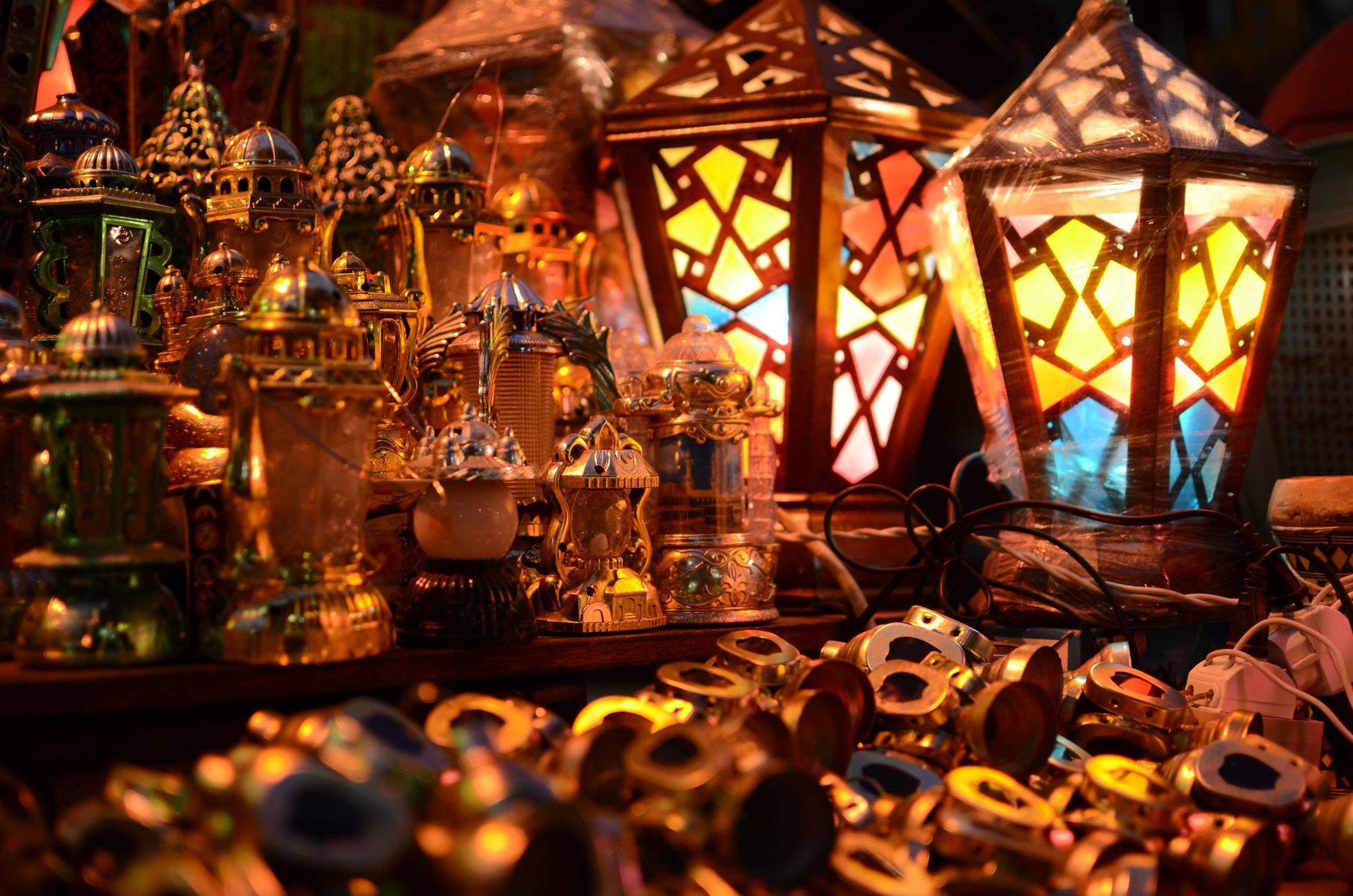 صوره رمزيه لفوانيس رمضان