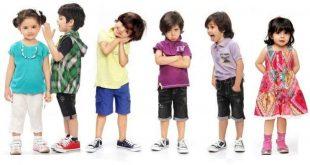 مقاسات الاطفال بالارقام